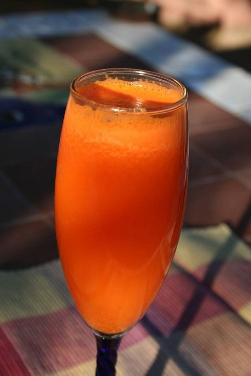 How To Make A Tangerine Juice