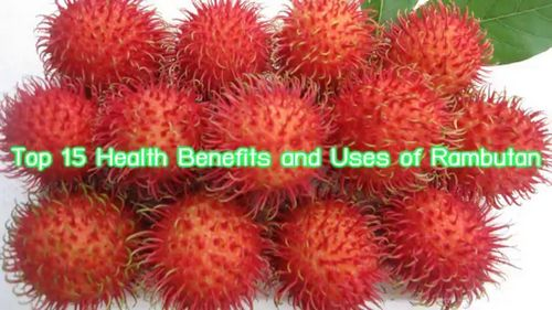 Rambutan Fruit Benefits