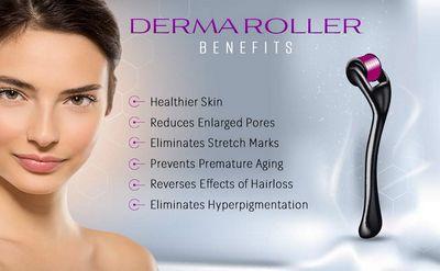 Benefits of Using a Dermaroller